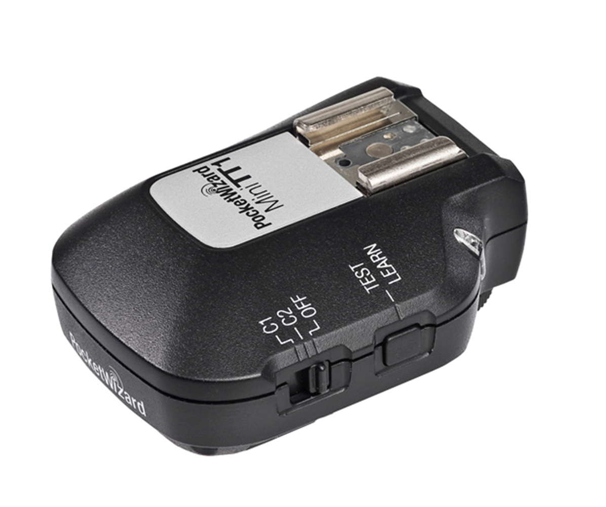POCKETWIZARD MINI TT1 CANON TRANSMITTER