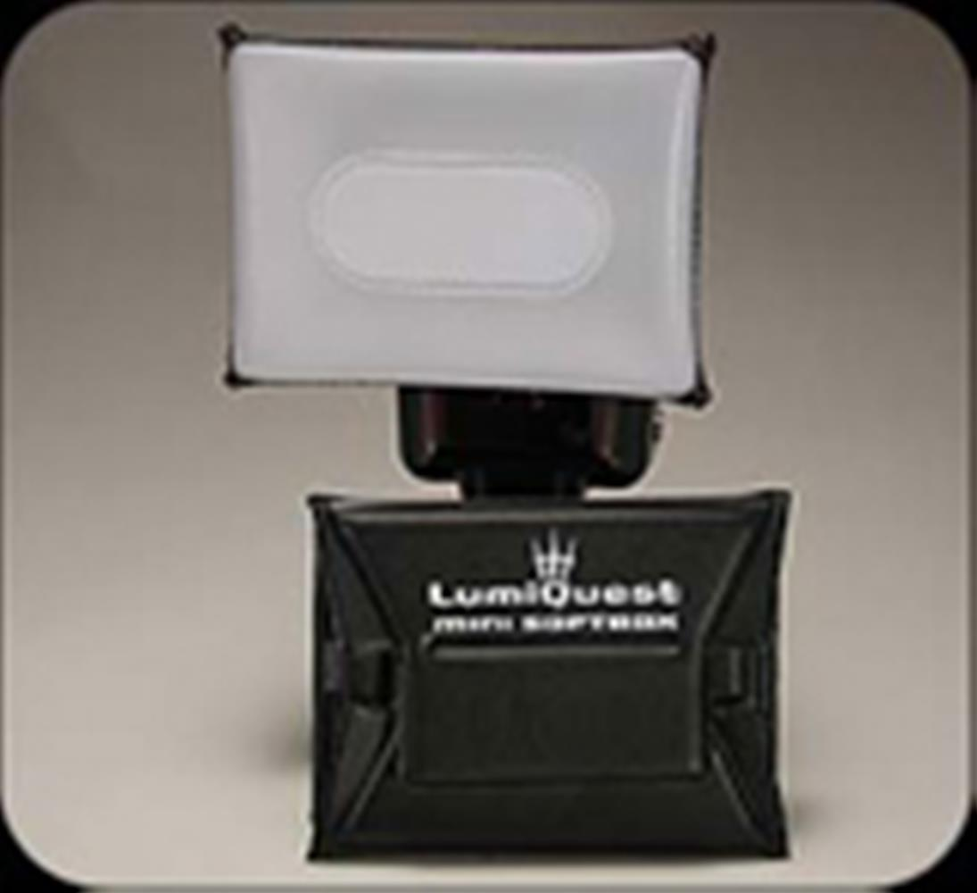 LUMIQUEST MINI SOFTBOX NEW 420108