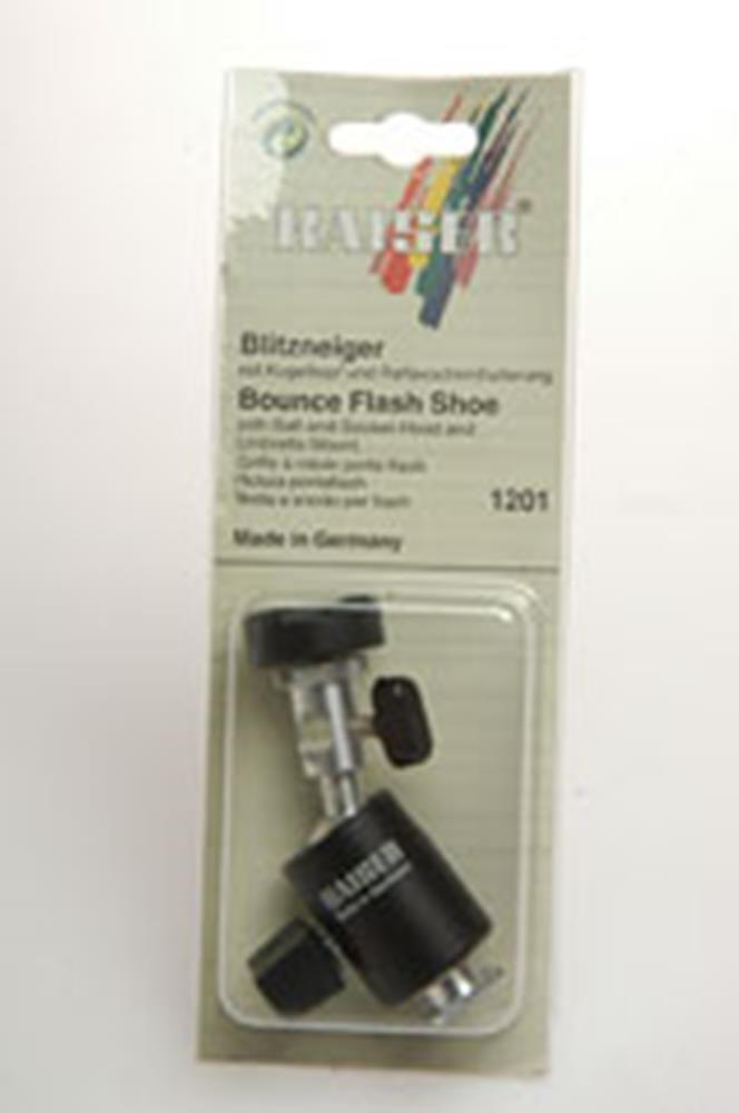 KAISER KH-1201 BOUNCE FLASH SHOE