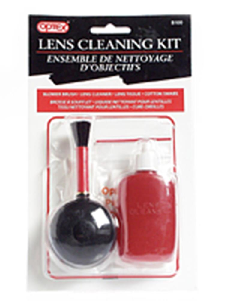 OPTEX B100 LENS CLEANING KIT