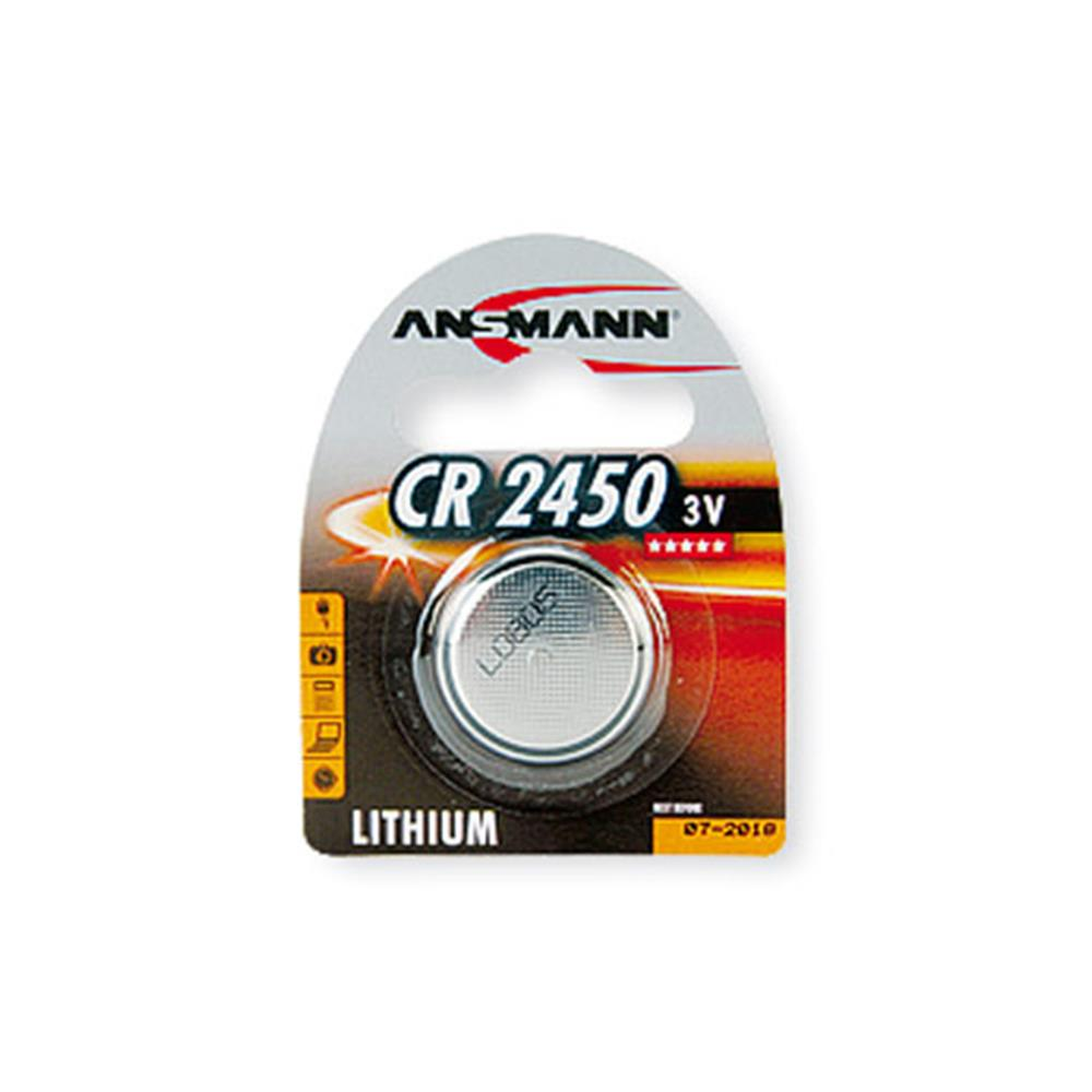 ANSMANN CR2450 BATTERY