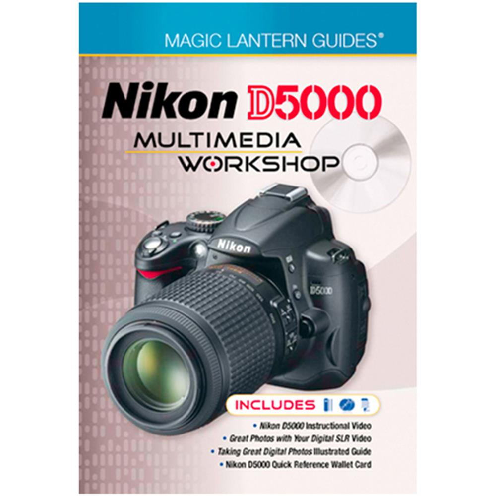 MLG MULTIMEDIA WORKSHOP:NIKON D5000