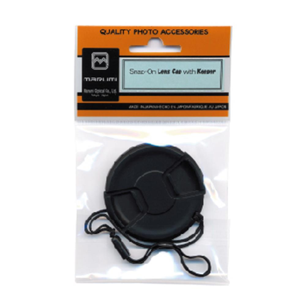 MARUMI 67MM SNAP LENS CAP W/CAP KEEPER