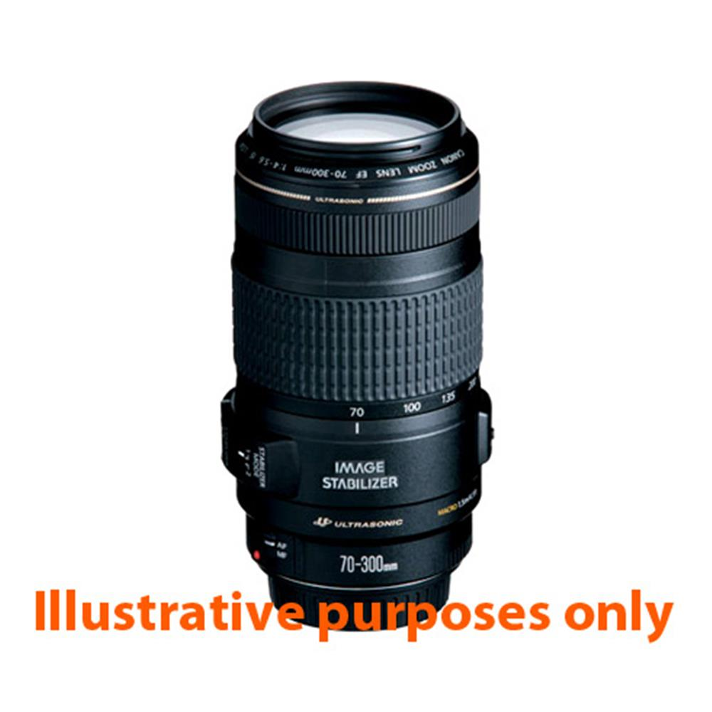 USED CANON EF 75-300 F4-5.6 IS   8+