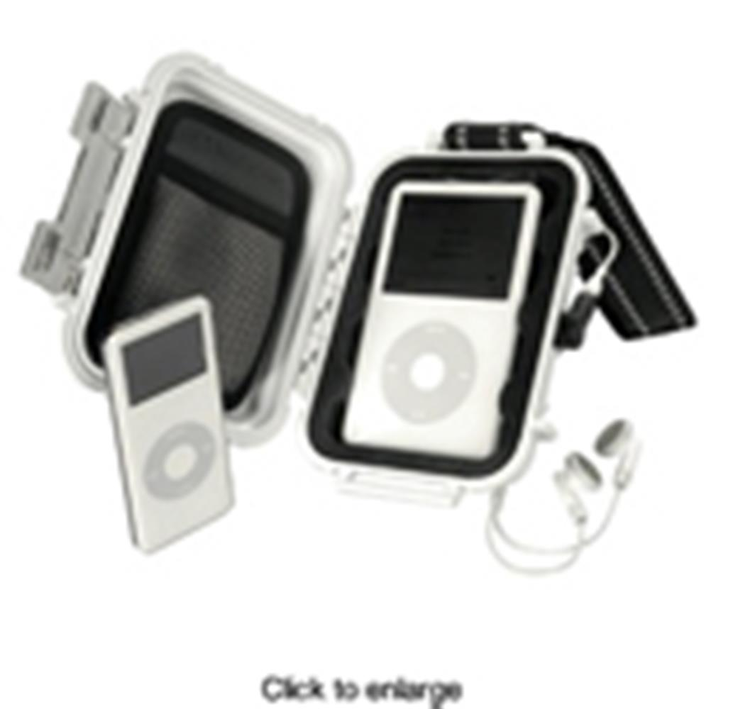 PELICAN WHITE 1010 IPOD CASE