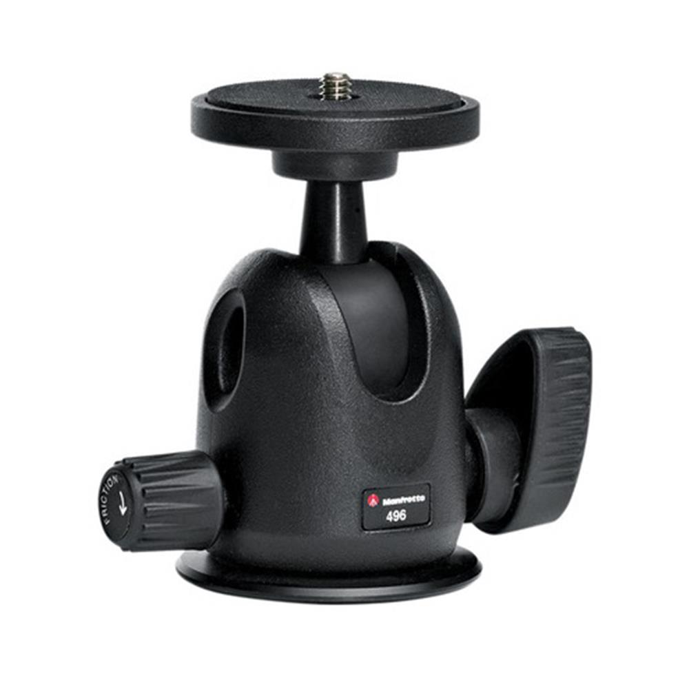 MANFROTTO 496 COMPACT BALL HEAD W/FC