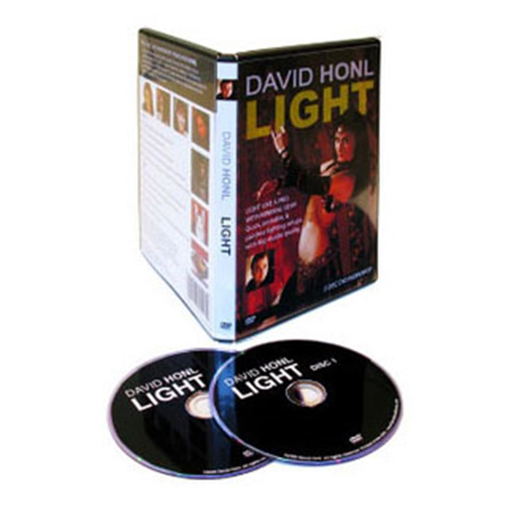 DAVID HONL LIGHT DVD