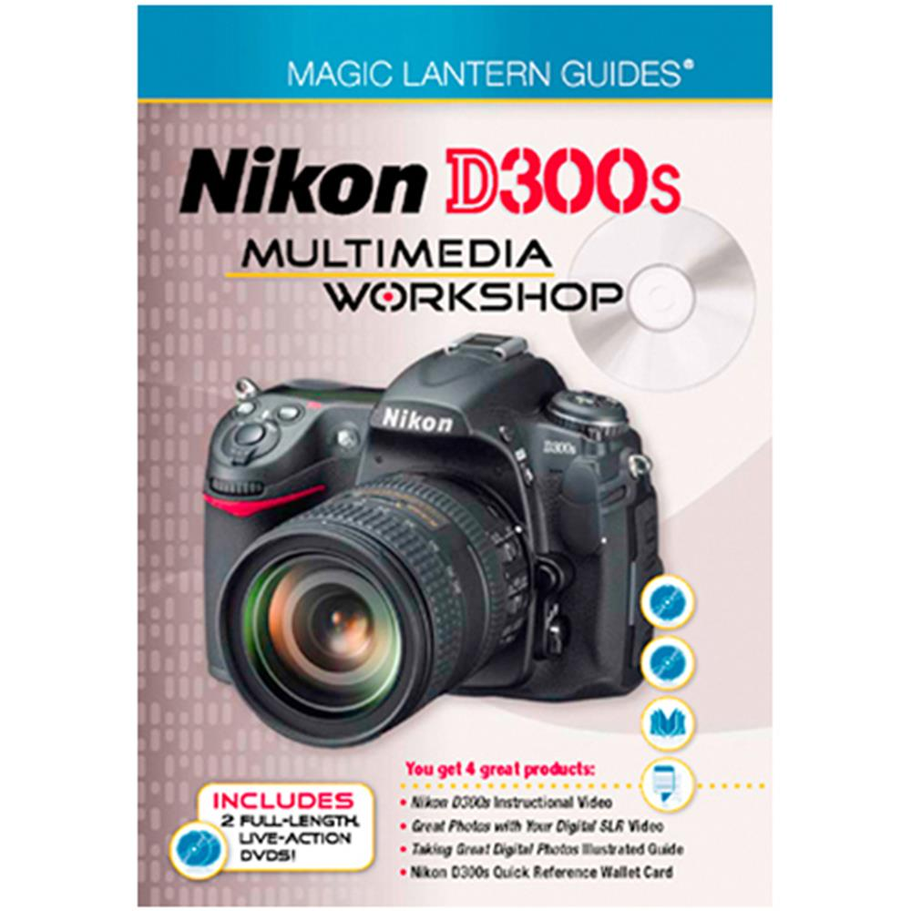 MLG MULTIMEDIA WORKSHOP:NIKON D300S