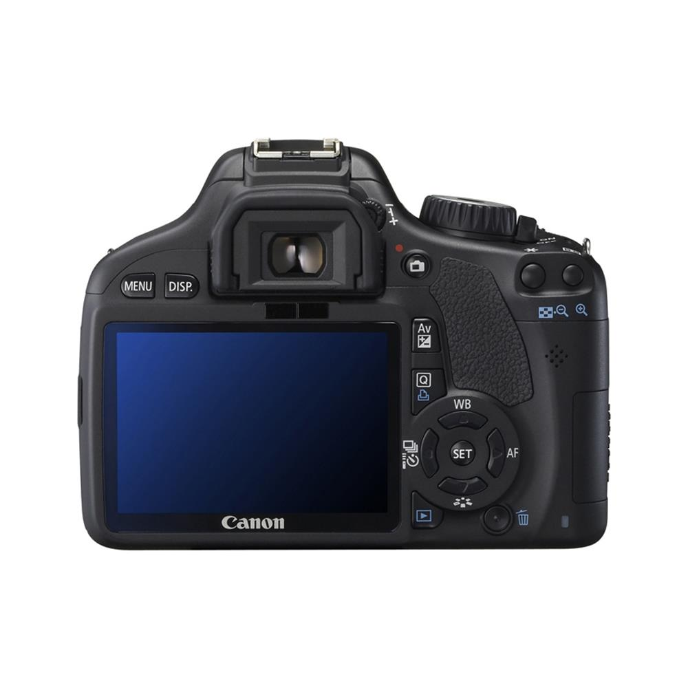 Canon Rebel T2I Digital SLR Camera