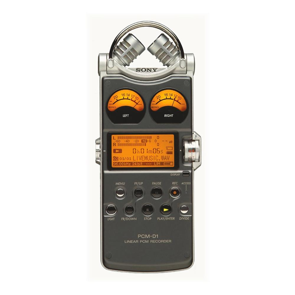 SONY PCMD1 4GB DIGITAL FIELD RECORDER