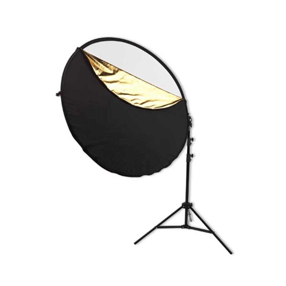 "PHOTO BASICS 40"" 5-IN-1 REFLECTOR KIT"