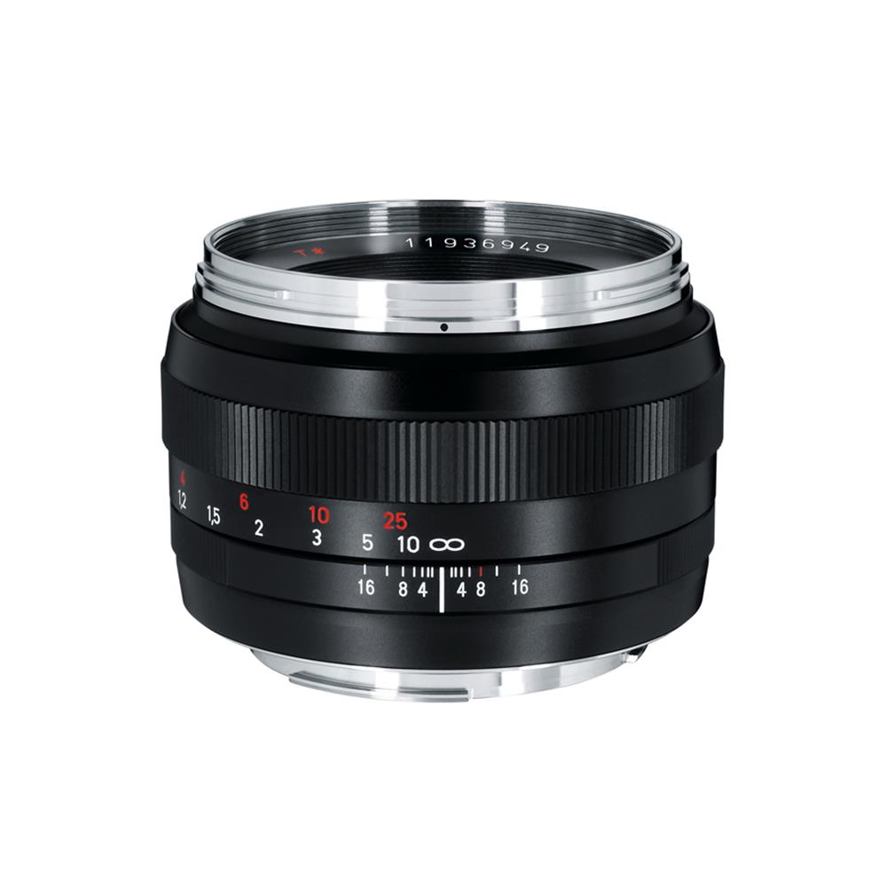 ZEISS ZE 50MM F1.4 LENS CANON