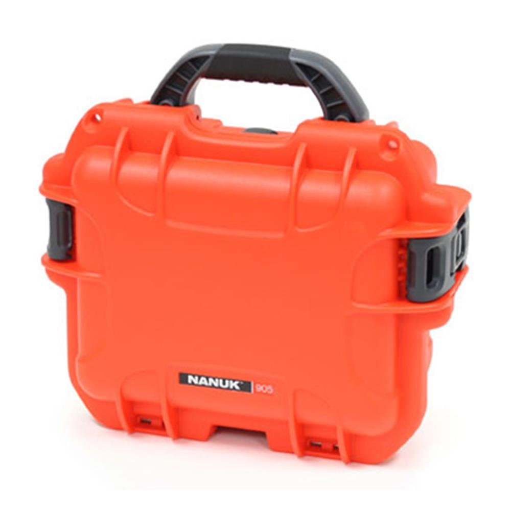 NANUK 905-1003 CASE ORANGE W/FOAM