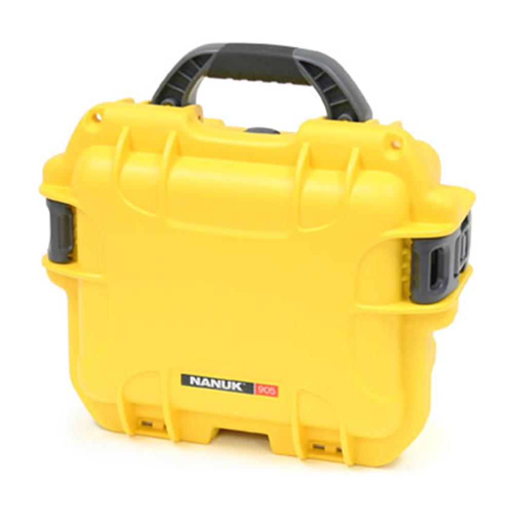 NANUK 905-1004 CASE YELLOW W/FOAM