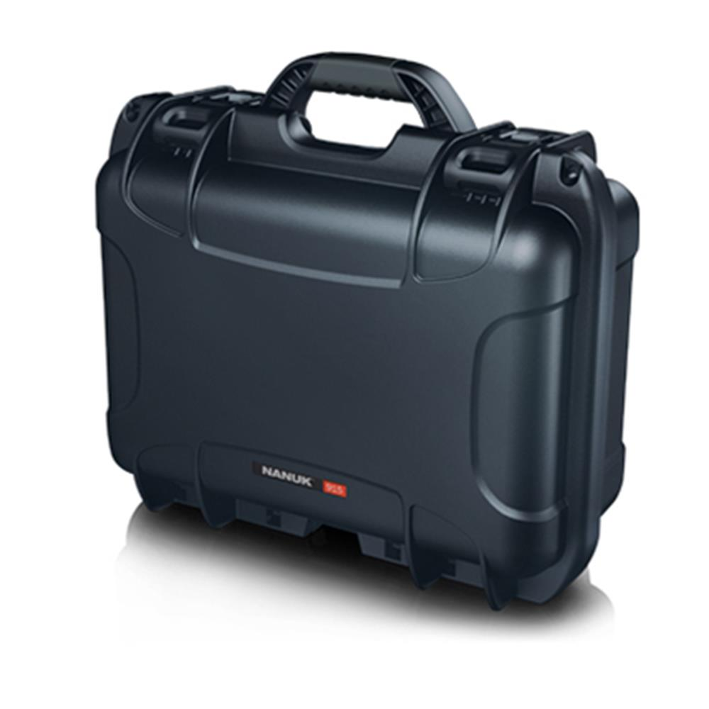 NANUK 915-1001 CASE BLACK W/FOAM