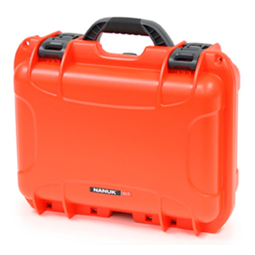 NANUK 915-1003 CASE ORANGE W/FOAM
