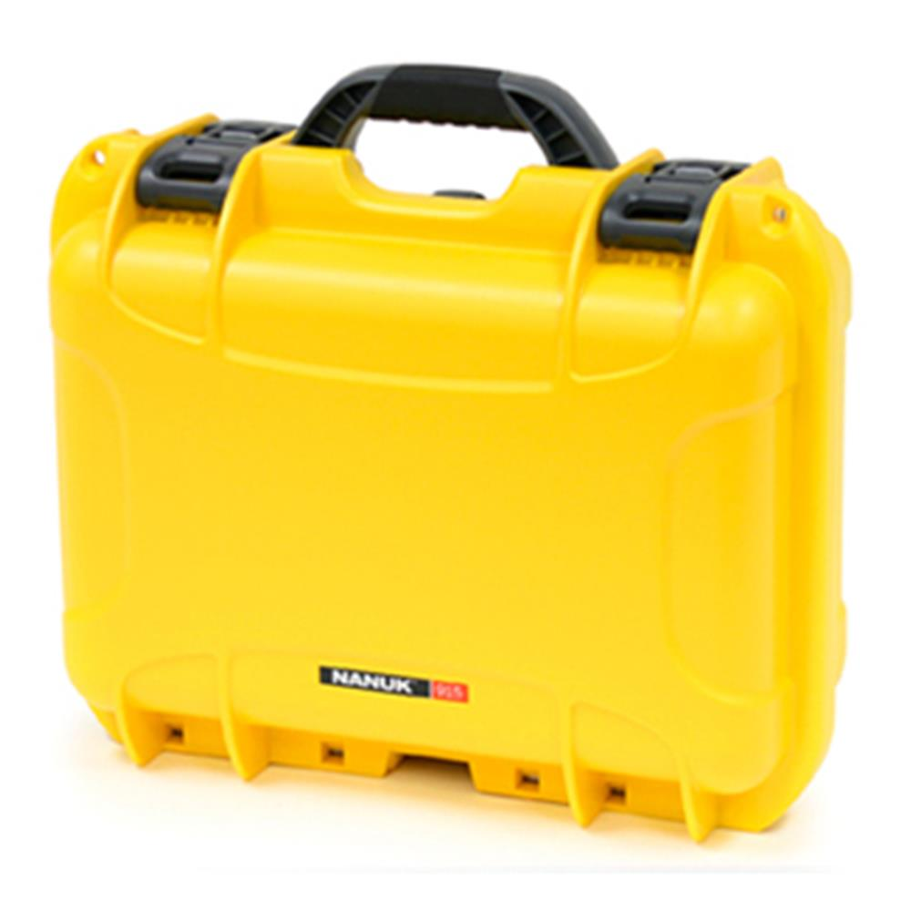 NANUK 915-1004 CASE YELLOW W/FOAM