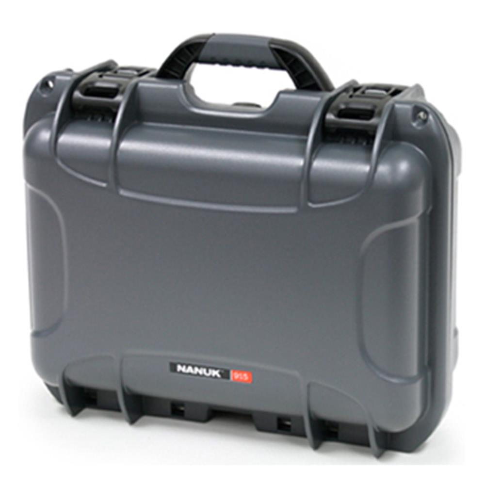NANUK 915-1007 CASE GRAPHITE W/FOAM