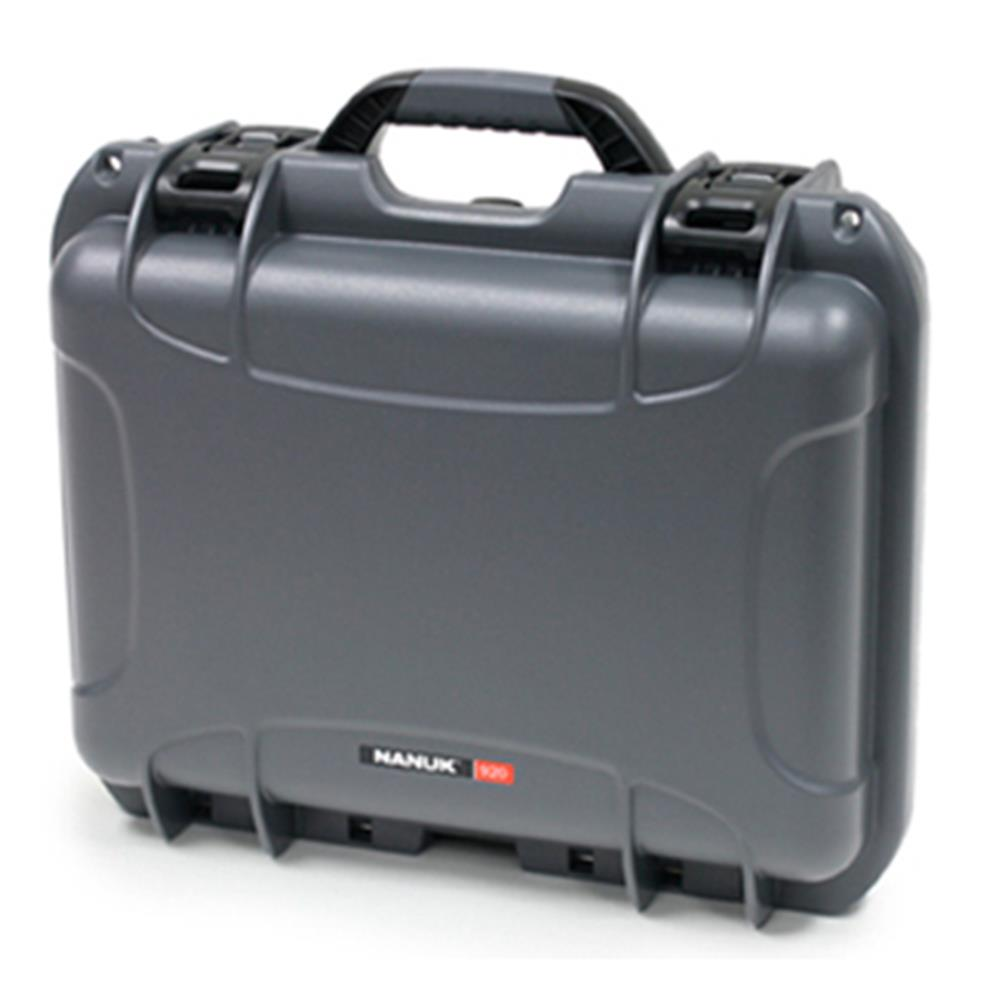NANUK 925-1007 CASE GRAPHITE W/FOAM