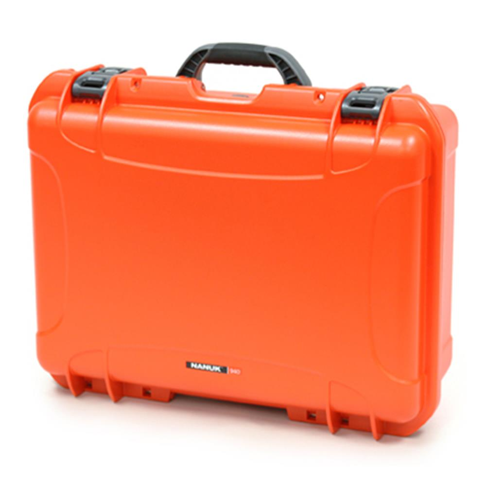 NANUK 940-1003 CASE ORANGE W/FOAM