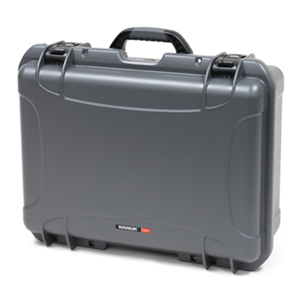 NANUK 940-1007 CASE GRAPHITE W/FOAM
