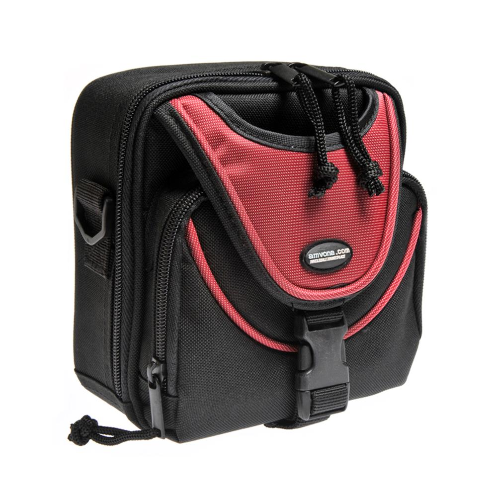 AMVONA AB-003RD QUICK ACCESSORY TOTE RED