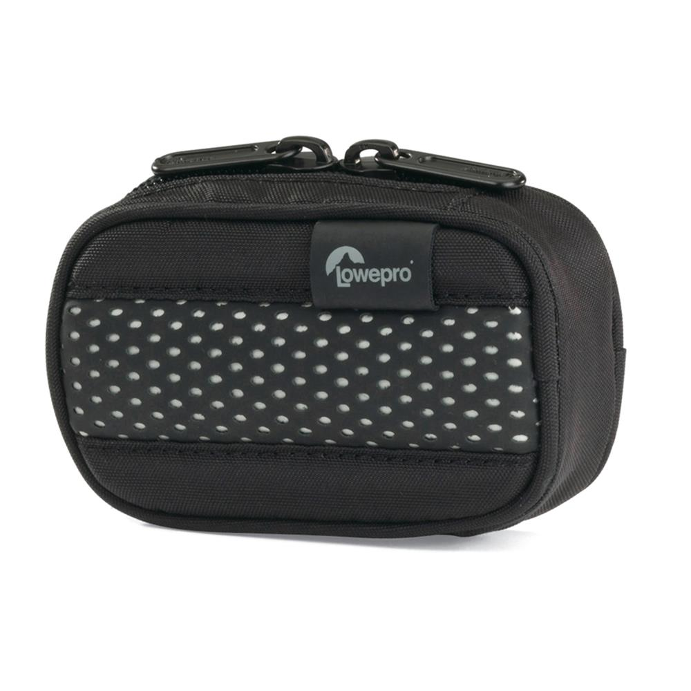 LOWEPRO MUNICH 10 BLACK/SILVER POUCH