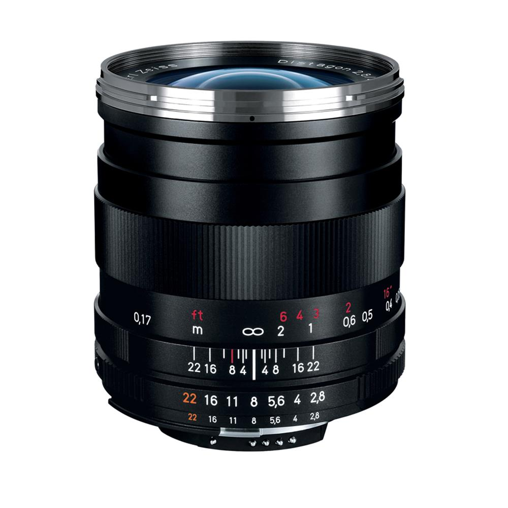 ZEISS ZF.2 25MM F2.8 LENS NIKON