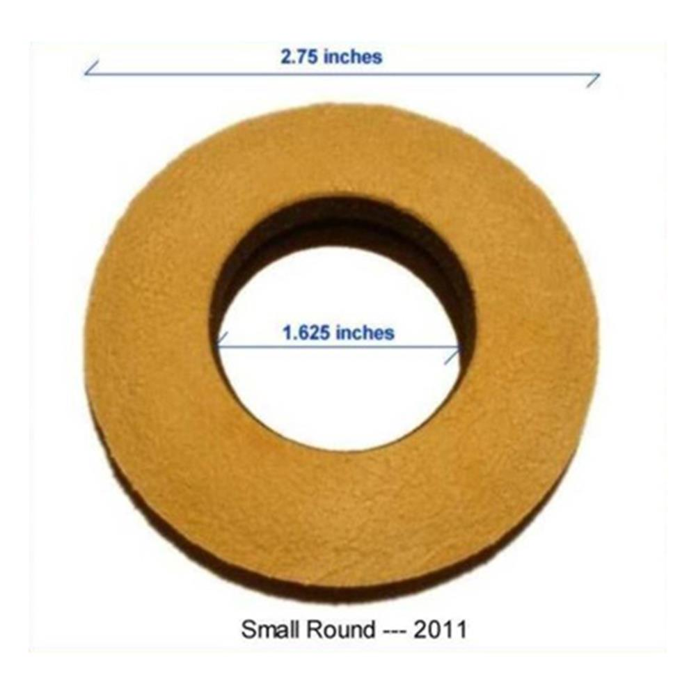 CHAMOIS ROUND SMALL EYECUSHION 2011