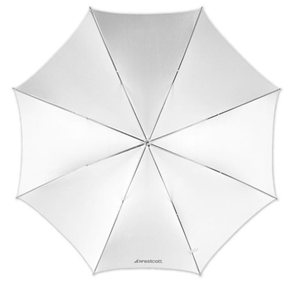 "WESTCOTT 43"" OPTICAL WHITE COLLAPSIBLE"