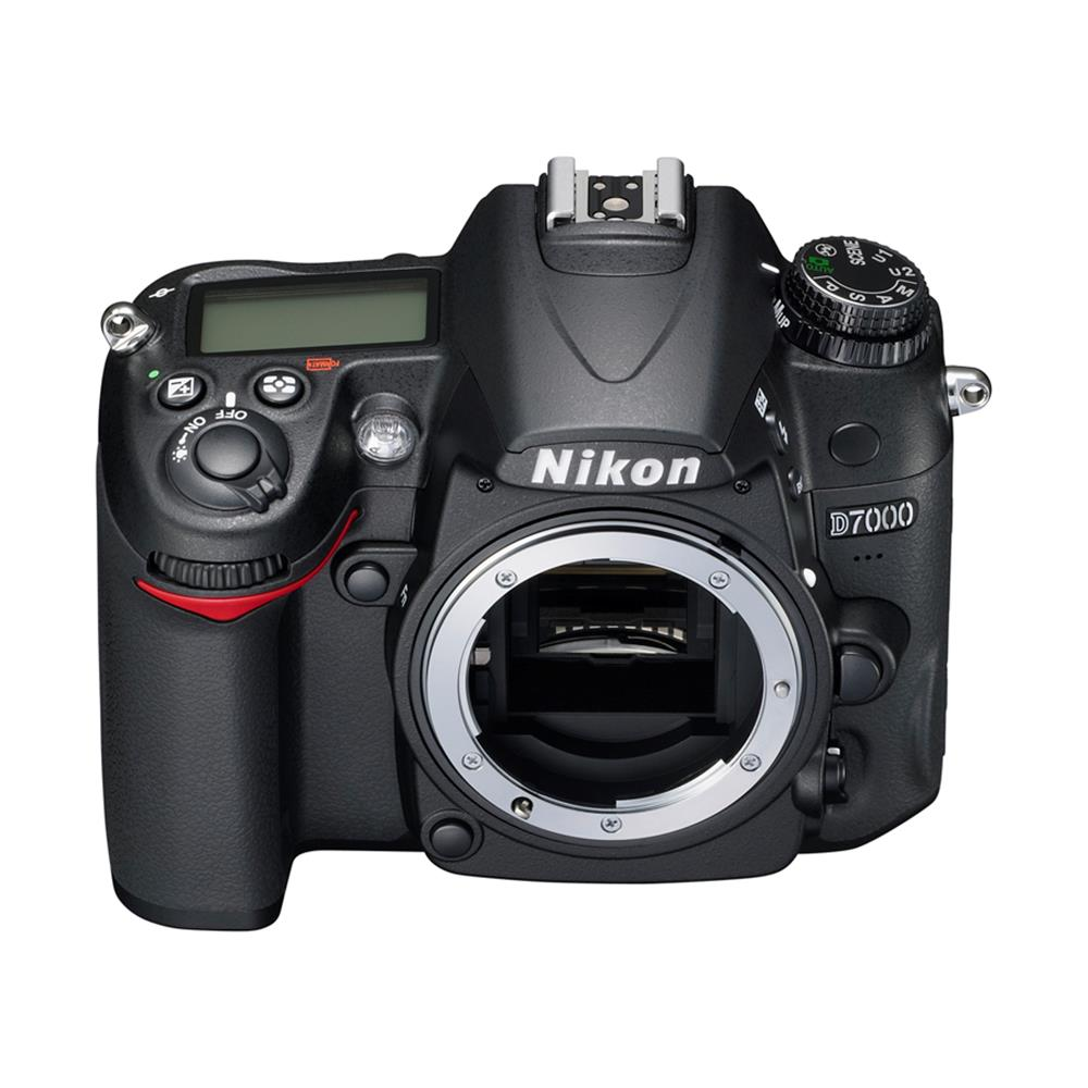 Nikon D7000 Digital SLR Camera Front Top