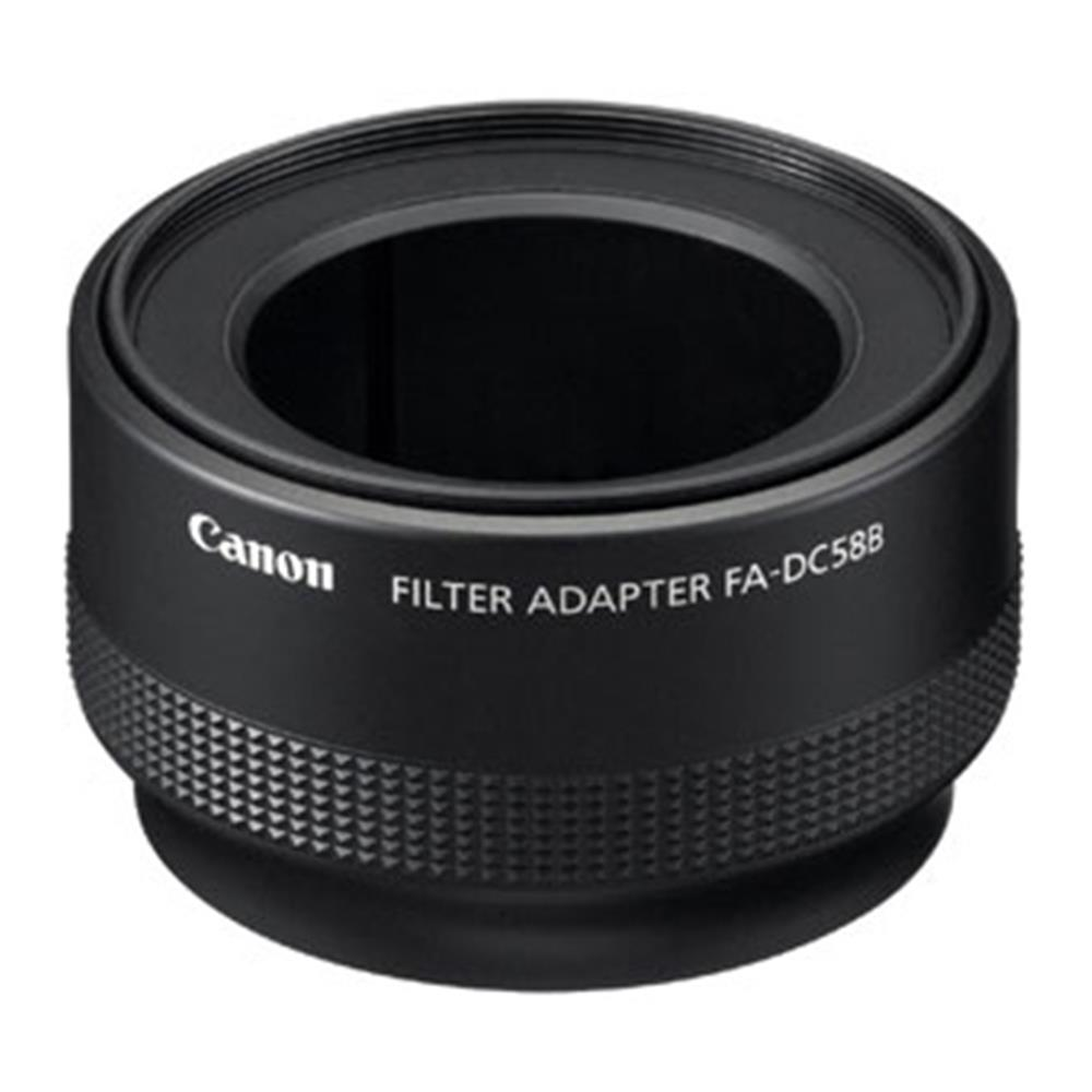 CANON FA-DC58B FILTER ADAPTER KIT (G12)