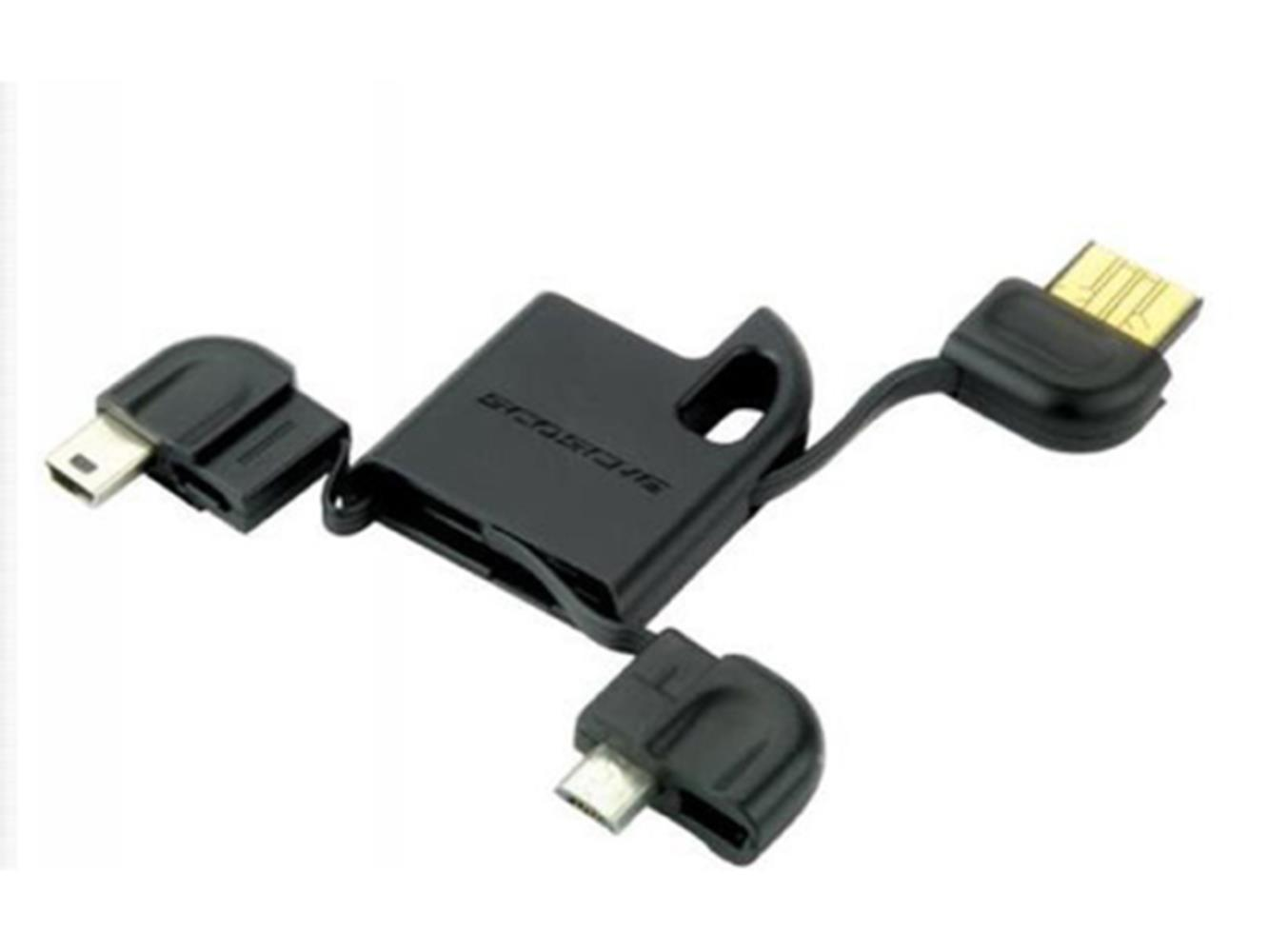 SCOSCHE FLIPSYNC USB CHARGE/SYNC CABLE