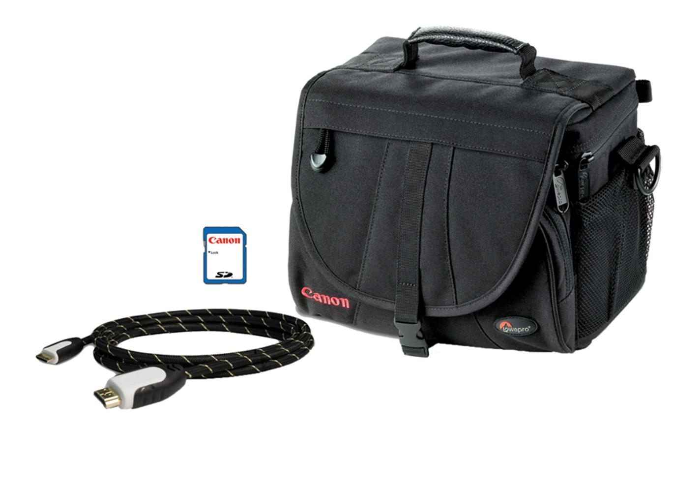 CANON DSLR GRAB&GO KIT(HDMI CBL/BAG/4GB)