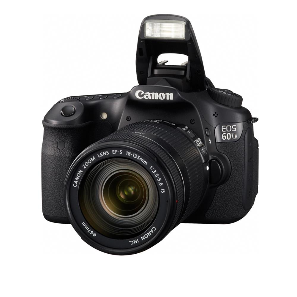 Canon EOS-60D Digital SLR Camera