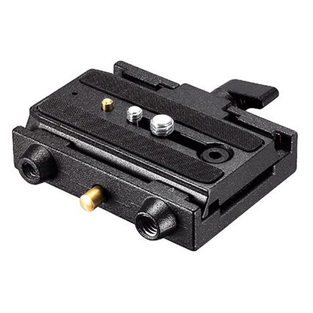 MANFROTTO 577 ADAPTER W/SLIDING PLATE