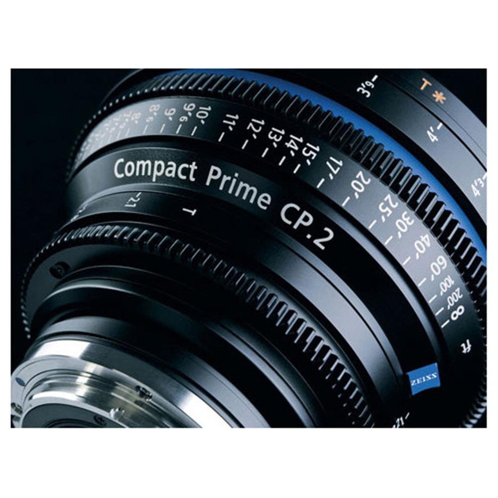 ZEISS CP.2 100MM T2.1 CINE LENS PL(FEET)