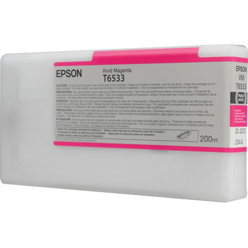 EPSON 200ML SP4900 INK VIVID MAGENTA