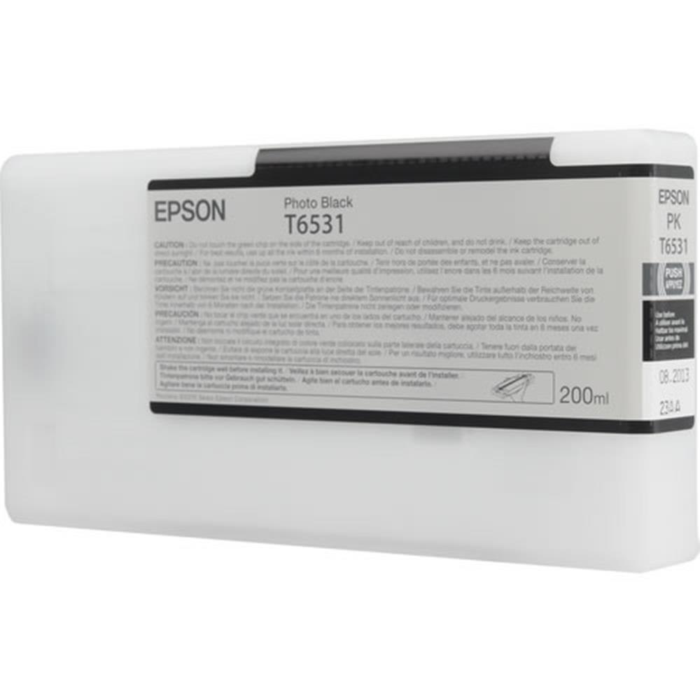 EPSON 200ML SP4900 INK PHOTO BLACK
