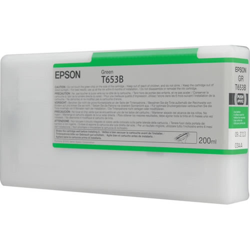 EPSON 200ML SP4900 INK GREEN