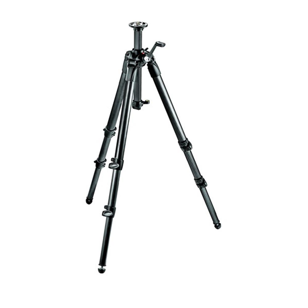 MANFROTTO 057 CF TRIPOD LEGS ONLY GEARED