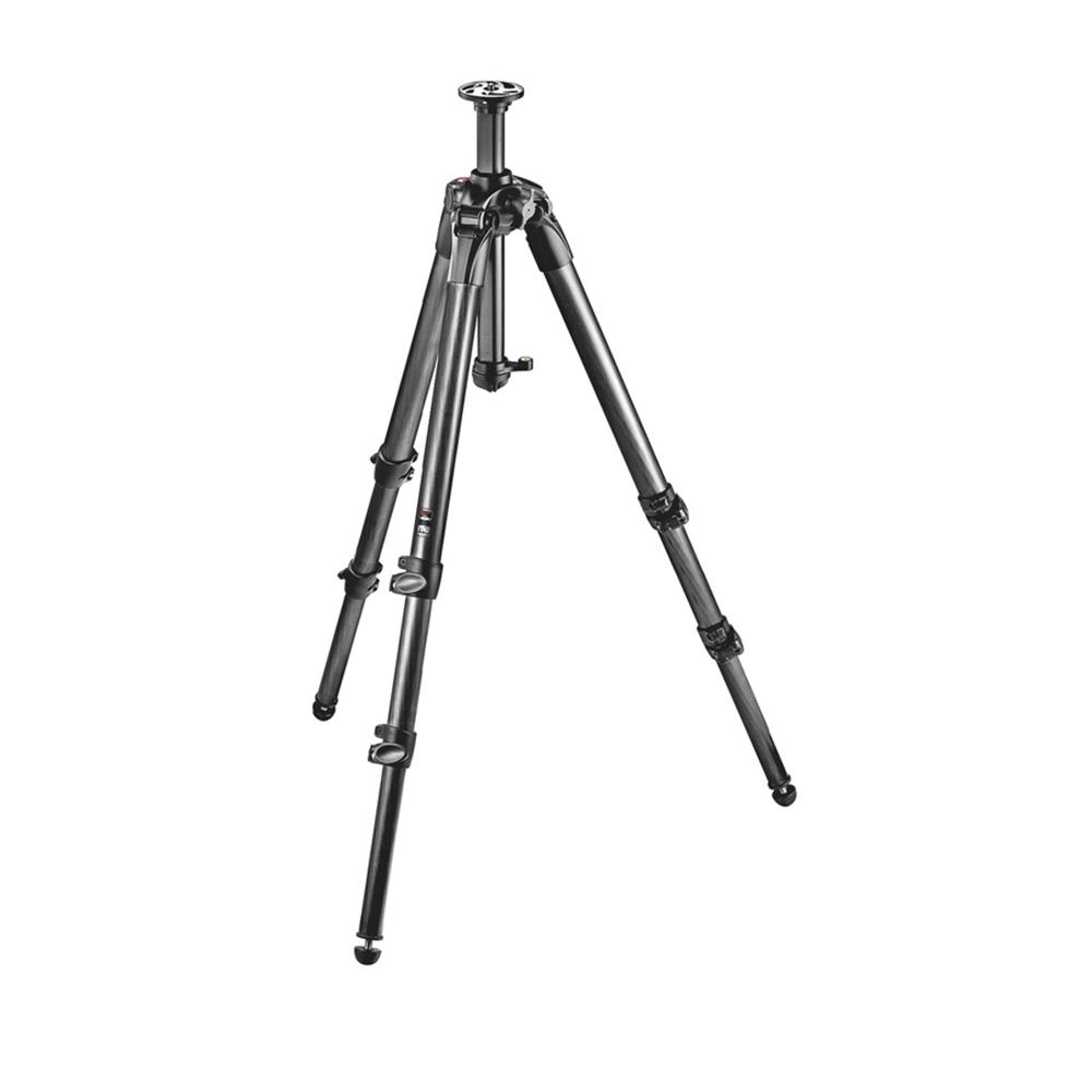 MANFROTTO 057 CF TRIPOD LEGS ONLY 3-SECT