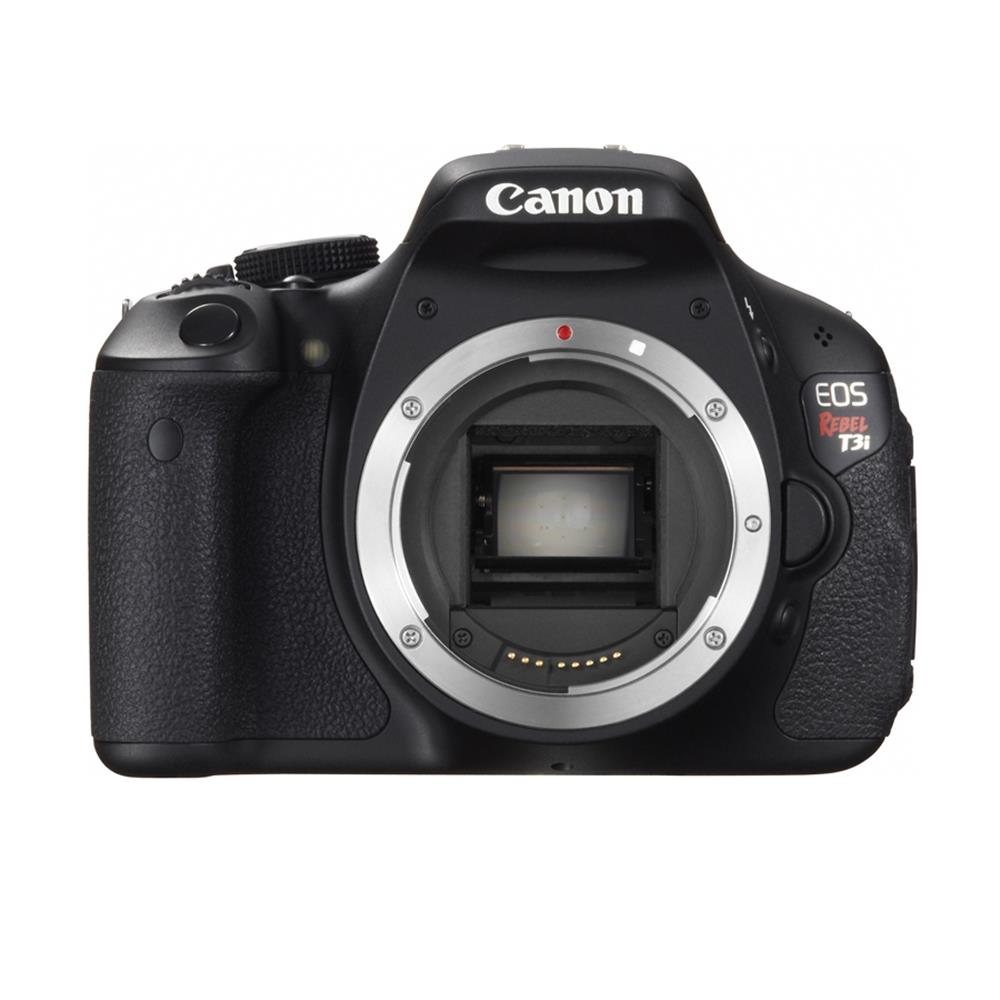 CANON REBEL T3I D-SLR BODY