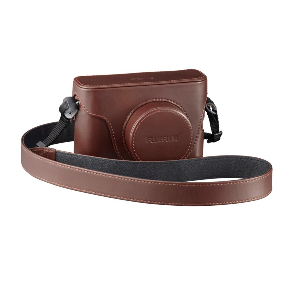 FUJI FINEPIX X100 PREMIUM LEATHER CASE
