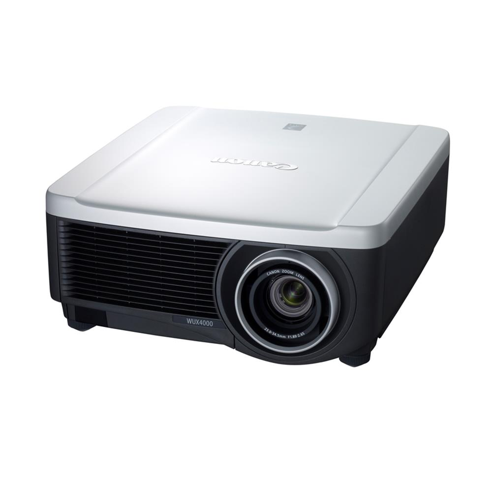 CANON REALIS WUX4000 PROJECTOR