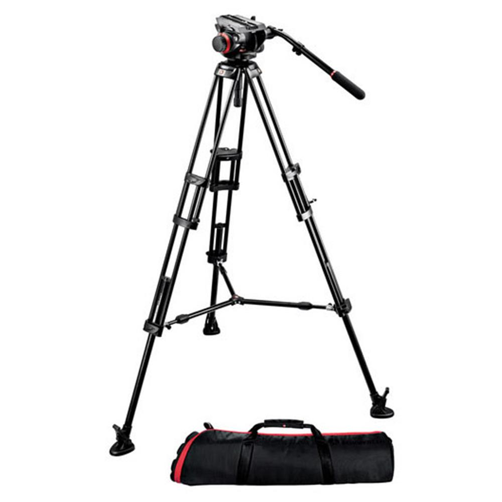 MANFROTTO 504HDKIT-504HD+546B TPOD+BAG