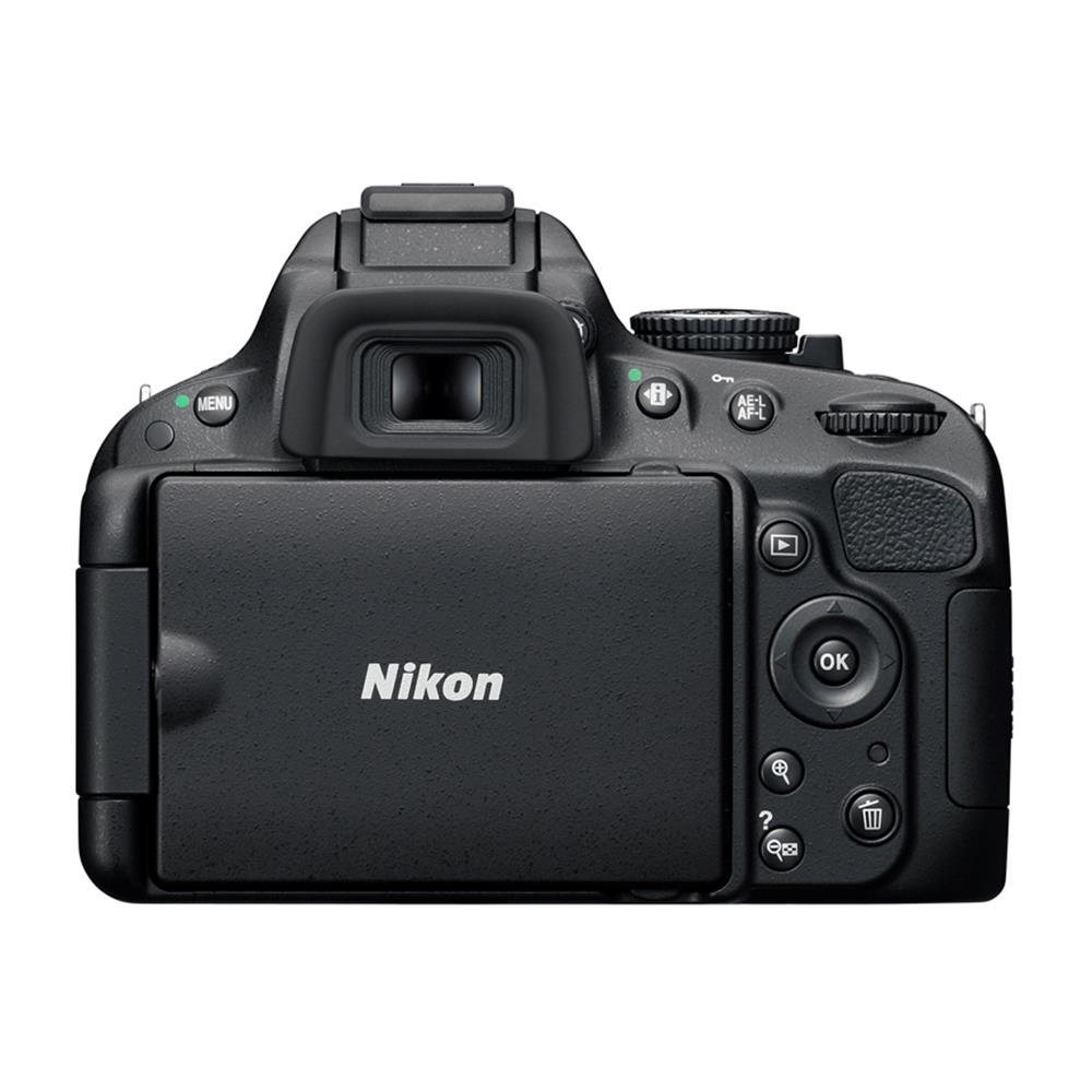 Nikon D5100 Digital SLR Camera Back
