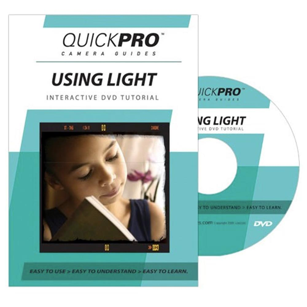 QUICKPRO USING LIGHT DVD GUIDE