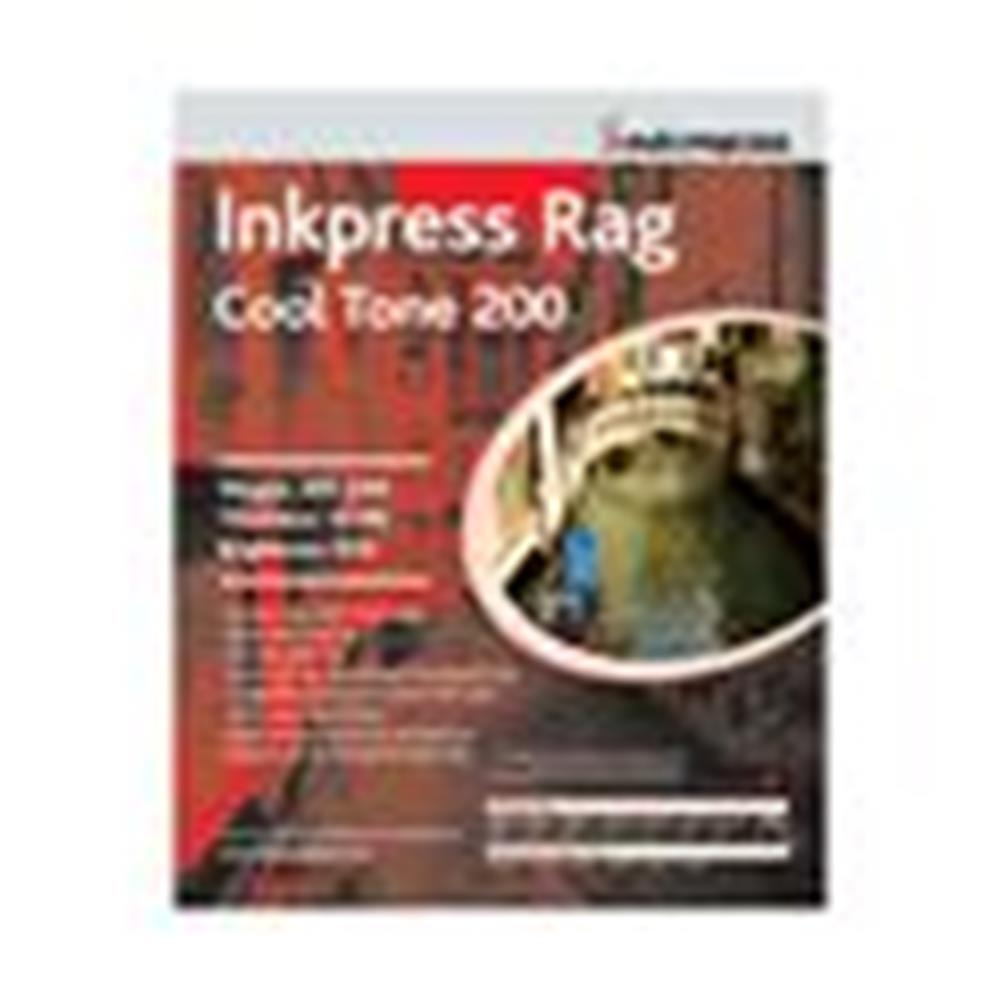 INKPRESS RAG COOLTONE 5X7 200GSM/50SHEET