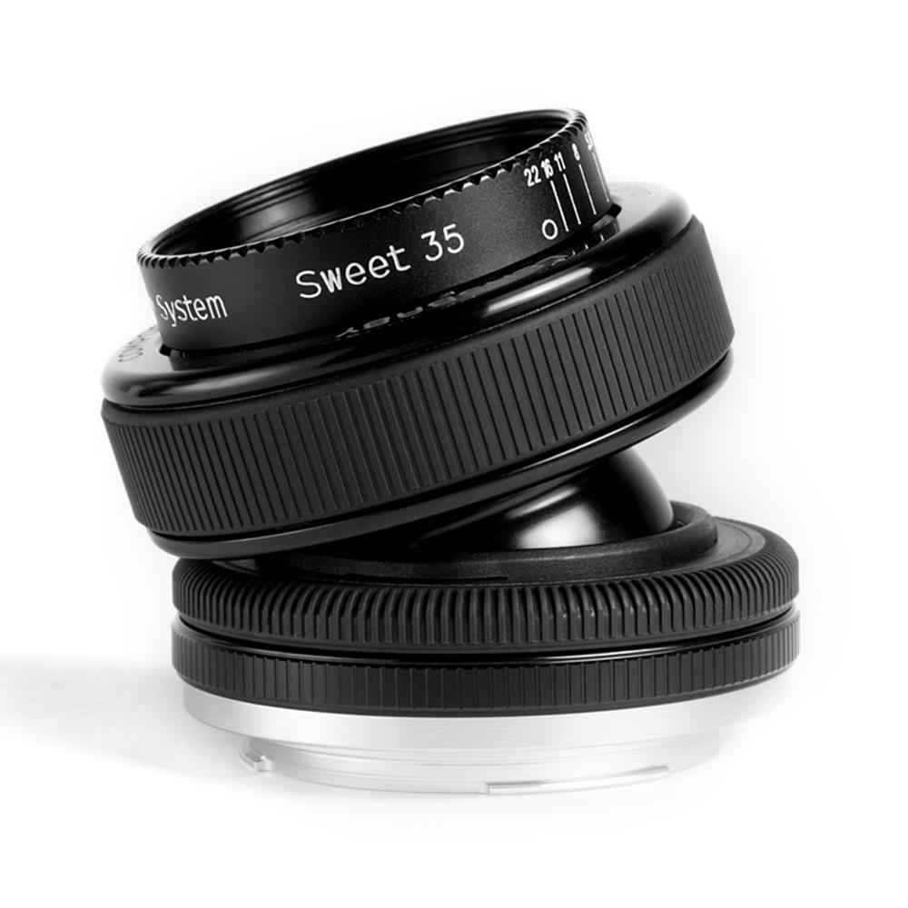 LENSBABY COMPOSER PRO W/SWEET 35 (4/3)